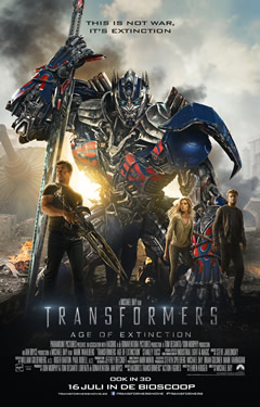 Transformers 4 : Age of Extinction