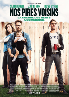 Bad Neighbours – Nos pires voisins