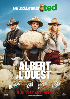 A Million Ways to die in the West - Albert à l'Ouest